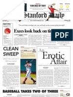 05/18/09 - The Stanford Daily [PDF]