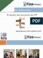 16 Metodologia Elaboracion de Proyectos 2010