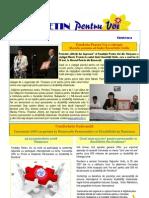 Newsletter August 2008 RO