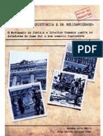 Livro completo com capas para a Comissão Anistia