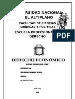 Derecho Economico Original