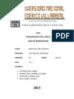 Programacion Lineal (Casos de Minimizacion)_grupo 3