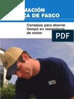 Manual Motor FASCO