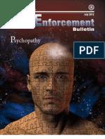 FBI Law Enforcement July 2012