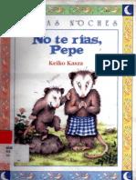 NO te rías Pepe