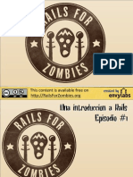 93035691 Rails for Zombies Slides Spanish