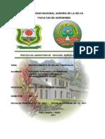 Informe de La Practica Minerales y Rocas