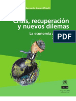 Dilemas de La Economia Argentina 2007