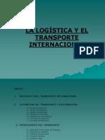 Transporte Internacional Julio 2013