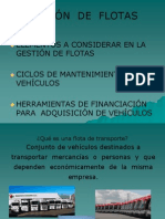Transporte Internacional Gestion de Flotas Julio 2013