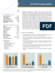 Q3 FY2011 Company Update