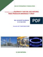 Arbol Petroquímico y Uso de Gas Natural para producir Amoníaco y Úrea - FINAL - FINAL