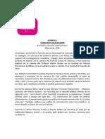 UPyD - Lista Candidatos Europeas 09