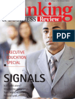 Banking & Business Review, May 09