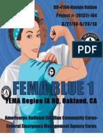 FEMA Blue 1 Round 1 Portfolio