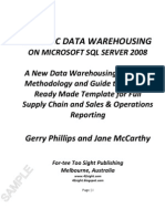Holistic Data Warehousing Sample