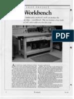 WoodSmith66 Workbench
