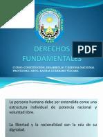 Derechos Fundamentales UNAC