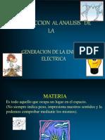 Introduccion Al Analisis de La Energia Electrica 2012-II
