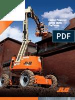 Engine Powered AWP Brochure