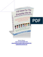 110 Uses for Everyday Oils Dr. Mom eBook