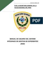 Manual Sige