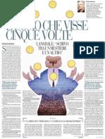 Intervista a Joe R. Lansdale - La Repubblica 25.07.2013