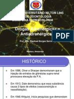 Farmacologia - Adrenérgicos