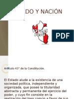 ESTADO  Y  NACIÓN 2012