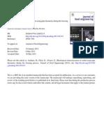 13 - Saldarriaga - Rheological Characterization of Sorbet Using Pipe Rheometry During the Freezing Process 2013