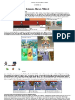 Detonado de Pokémon Black 2 _ White 2