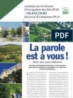 PLU d'Elancourt