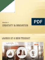 Creativity & Innovation Module 4