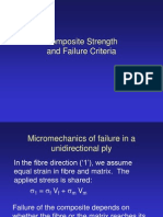 Strength and Failure Criteria