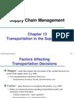 chopra3_ppt_ch13--  Supply Chain Management