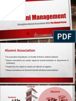 Alumni Management