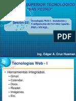 Servidor Apache, PHP y MYSQL Instalación y Configuración