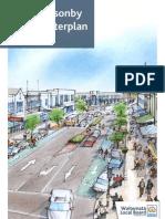 Ponsonby Road Draft Masterplan