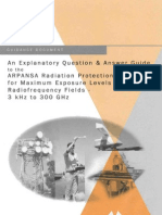 An EXPLANATORY for Maximum Exposure Levels