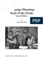 Mil Tac & Strat, Military Campaign Planner
