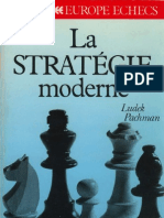 La Stratégie Moderne 2 - Ludek Pachman