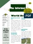 2009 April QELA Student Newsletter