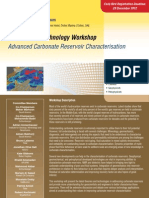 Advanced Carbonate Reservoir Characterization