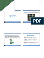 Forming - Tools & Eqpt