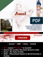 AMUL PPT