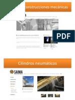 Empresas construcciones mecánicas