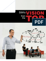 SIIA'S Vision from the Top