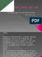 Portal Tepsa Del Sur.pptx Aldo (Dante)