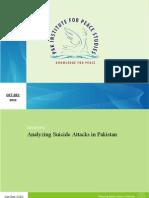 suicide bombings in pakistan