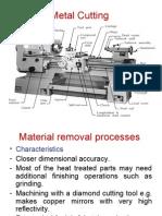 80537849 Mechanics of Metal Cutting